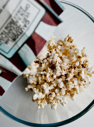 J&D's Bacon Popcorn